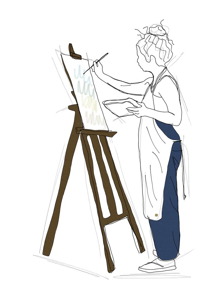the pencil art foundation